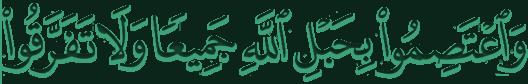 مجمع جهانى تقريب مذاهب اسلامى