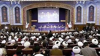 کنگره جهانی جریان های افراطی و تکفیری از دیدگاه علمای اسلام / قم ـ آذرماه 1393 ش