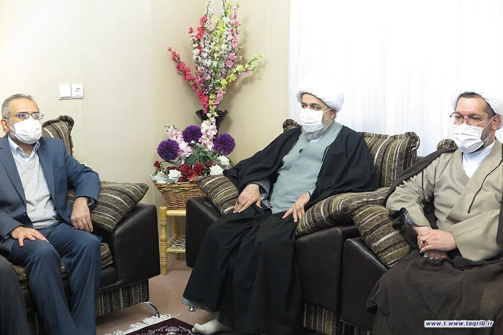 دیدار با خانواده ماموستا ملامحمد محمدی