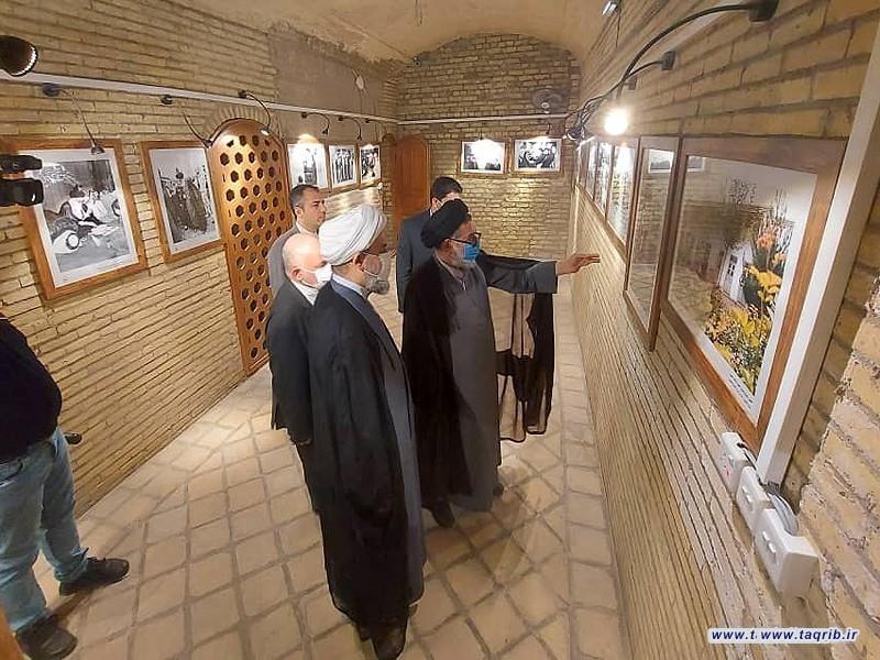بازدید دبیرکل مجمع جهانی تقریب مذاهب اسلامی از بیت قدیمی بنیانگذار انقلاب اسلامی در نجف