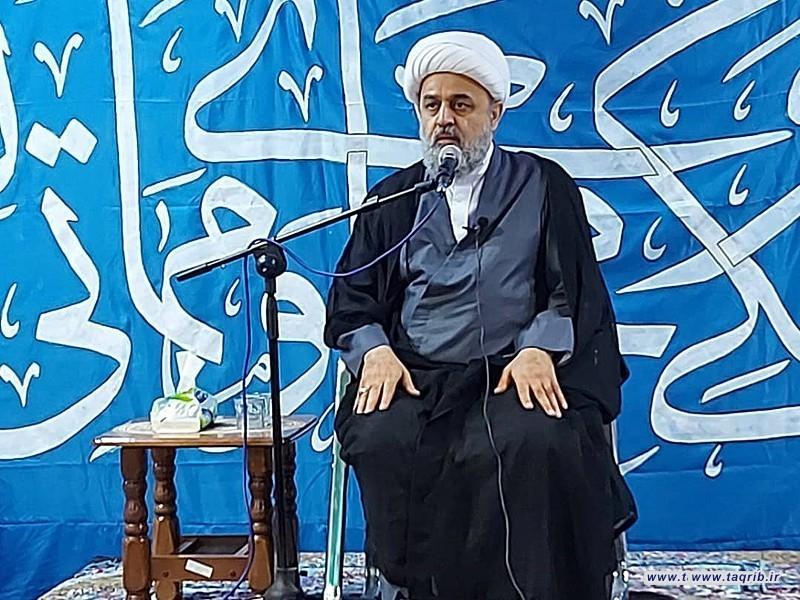 سخنرانی دبیرکل مجمع تقریب در حوزه علمیه امام خمینی(ره) در عراق