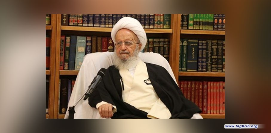 آیت الله مکارم شیرازی: دشمن همه تلاش خود را برای اختلافافکنی بین شیعیان و اهل سنت بهکار گرفته است/جنبههای فرهنگی اربعین و عاشورا باید مورد توجه باشد