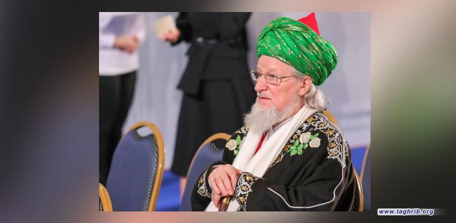 فضيلة طلعت تاج الدين يثمّن سياسات ايران الداعمة لوحدة العالم الاسلامي