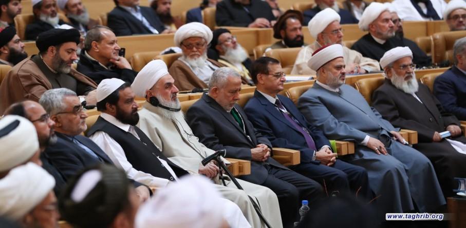 هدف وهابیت اسلام هراسی و نابودی جوامع اسلامی است | اقدامات ایران در زمینه وحدت بسیار قابل ملاحظه است