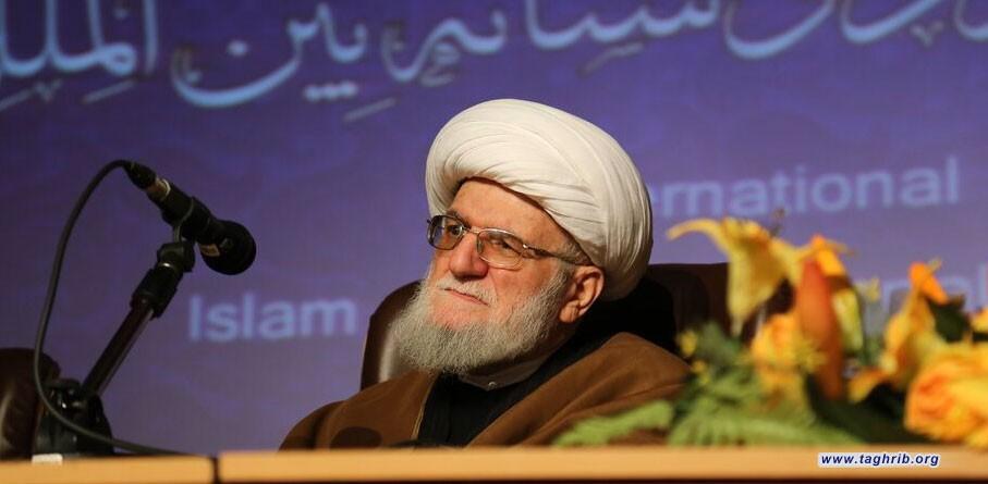 المجمع العالمي للتقريب بين المذاهب الاسلامية ينعي آية الله الشيخ محمد علي التسخيري