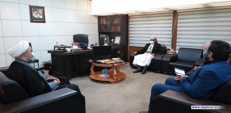 سفیر یمن با دبیرکل مجمع جهانی تقریب مذاهب اسلامی دیدار کرد