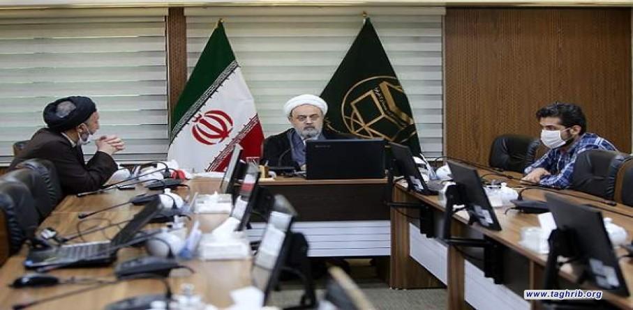 دبیر کل مجمع جهانی تقریب در گفتگو با شیخ زهیر جعید: مسلمانان باید بر تقبیح مسأله عادی سازی روابط با رژیم صهیونیستی تمرکز کنند