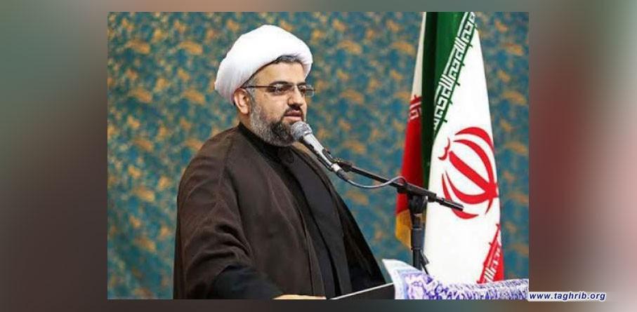حجت الاسلام ولدان: امت اسلامی با مقاومت ایثار و وحدت توطئه دشمنان اسلام را خنثی خواهد کرد