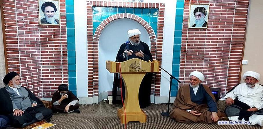 در دیدار با جمعی ازعلمای نجف صورت گرفت: تشریح مدل اتحادیه کشورهای اسلامی برای رسیدن به وحدت