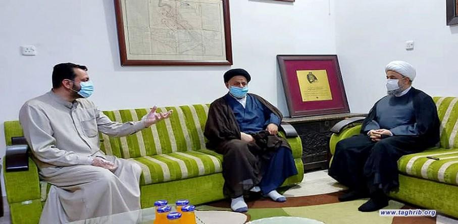 حجت الاسلام والمسلمین دکتر شهریاری: باید از الگوهای همدلی در جهان اسلام بهره جست