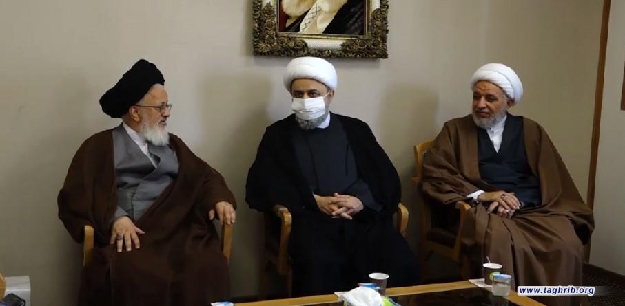 أمين عام مجمع التقريب بين المذاهب يزور العراق ويلتقي بمراجع وشخصيات دينية وسياسية | فيديو