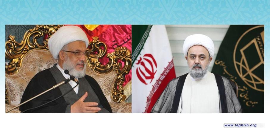 دبیرکل مجمع جهانی تقریب مذاهب اسلامی: وحدت دو ملت عراق و ایران برای مقابله با چالشهای فراروی جهان اسلام