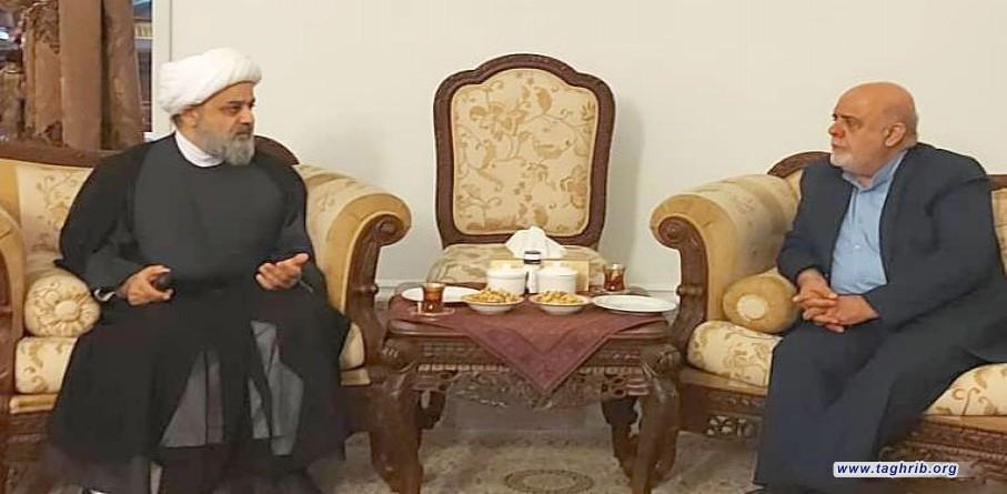 الدكتور شهرياري: تقارب العالم الاسلامي احد الرؤى الرئيسية للمجمع العالمي للتقريب