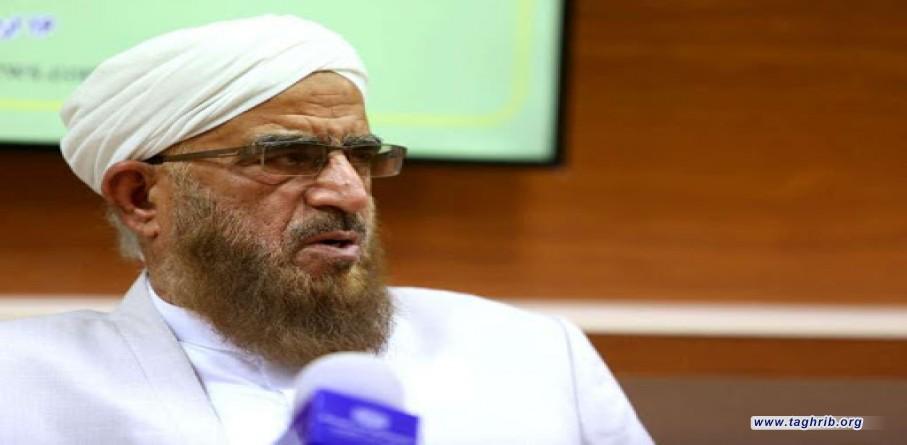مولوی سلامی: روز قدس نماد جریان ساز در مسئله وحدت میان امت اسلامی است