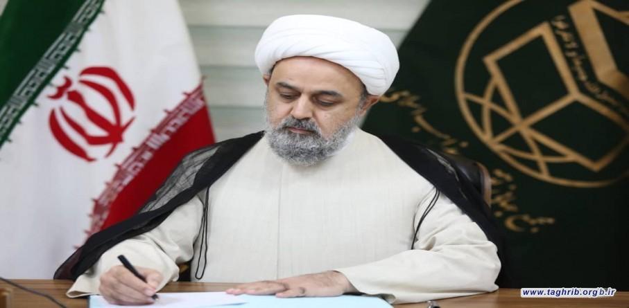 پیام تسلیت دبیرکل مجمع جهانی تقریب مذاهب اسلامی در پی در گذشت احمد جبریل