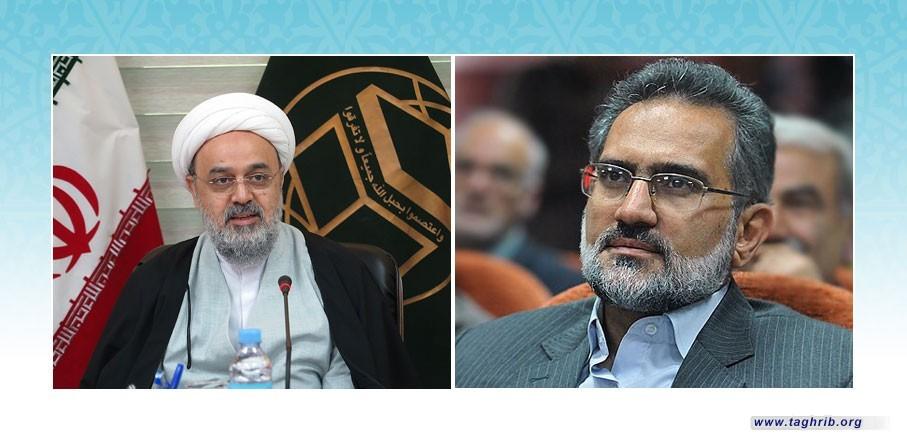 دبیرکل مجمع جهانی تقریب انتصاب دکتر حسینی به عنوان معاون امور مجلس رئیس جمهوری را تبریک گفت