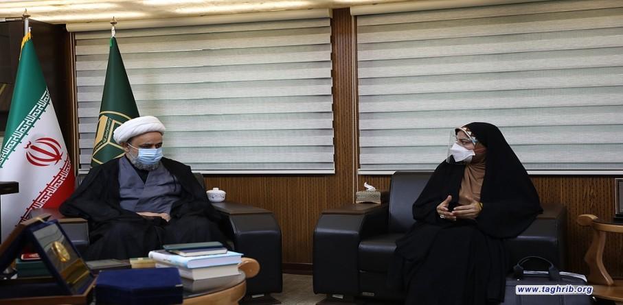 دیدار دبیرکل مجمع جهانی تقریب مذاهب اسلامی با سفیر جمهوری اسلامی ایران در برونئی