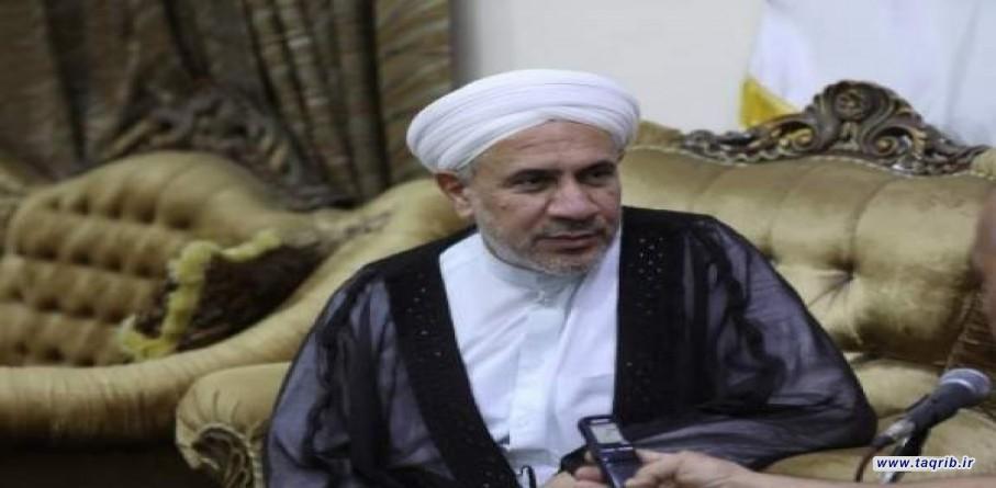 الشيخ الدوسري : بيوت السنة ومساجدها في البصرة تفتح ابوابها لاستقبال المشاية