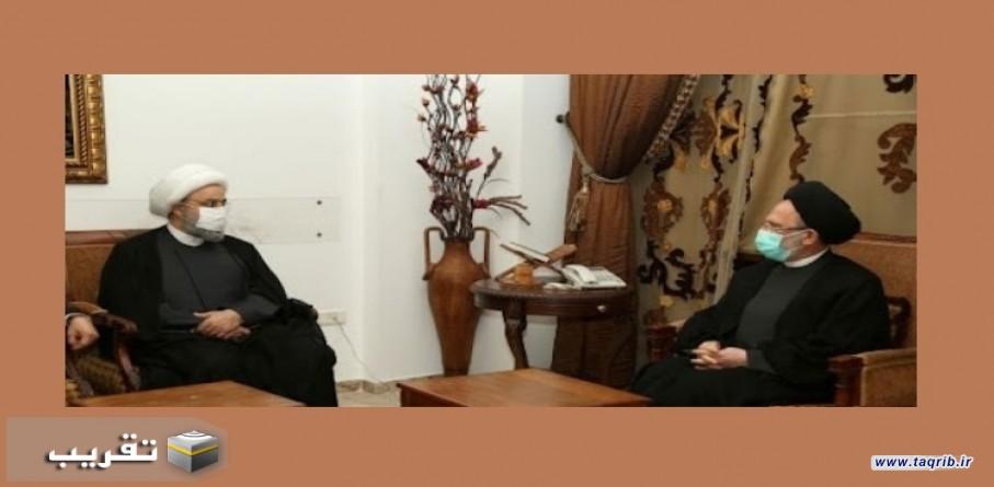 """الدكتور""""شهرياري """" يدعو لتعزيز سبل الوحدة الإسلاميّة في ظلّ تحديات المنطقة"""