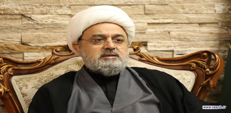 دکتر شهریاری تأکید کرد: رفتار رسول خدا(ص) الگوی مناسبی برای ایجاد یک مدل همکاری در جهان اسلام