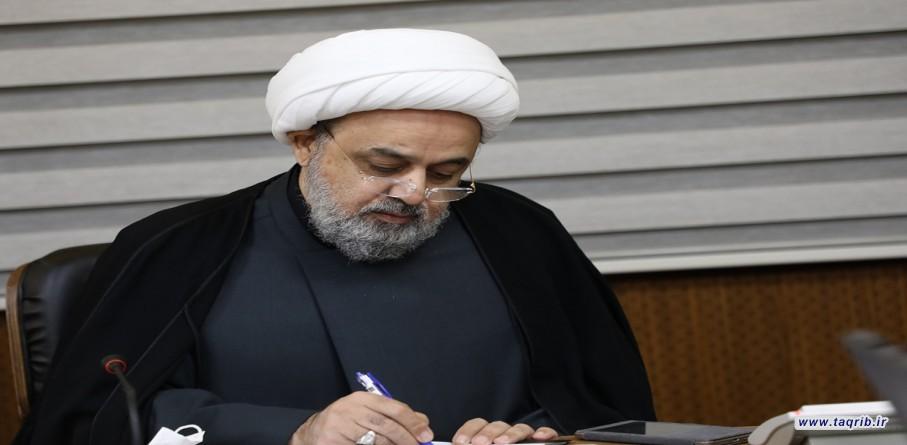 دبیرکل مجمع جهانی تقریب مذاهب اسلامی حادثه تروریستی مسجدی در قندوز افغانستان را محکوم کرد