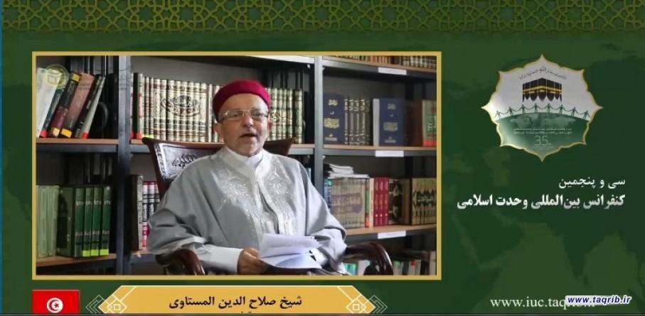 شیخ المستاوی: آیت الله تسخیری همواره به دنبال ایجاد وحدت کلمه میان مسلمانان بود