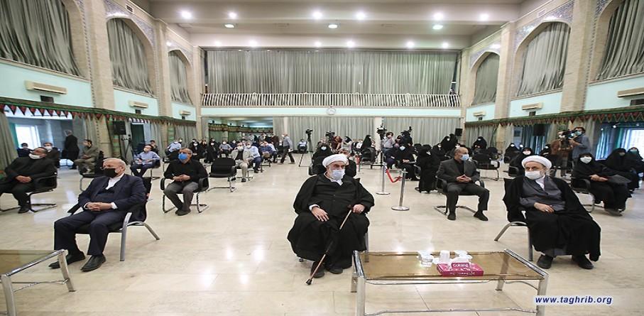 مجلس عزاء لتأبين رئيسة الاتحاد العالمي للنساء المسلمات الاساذة الدكتورة طوبى كرماني