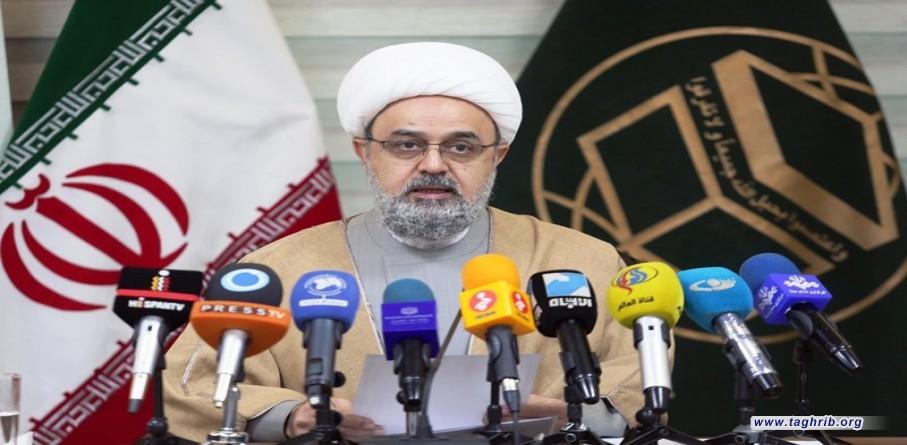 مراسم افتتاحية المؤتمر الدولي الرابع والثلاثون للوحدة الاسلامية