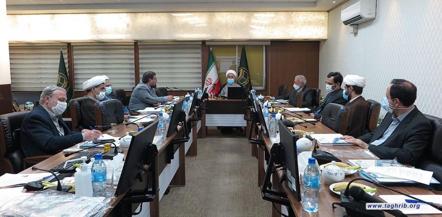 دومین جلسه هیئت علمی سی و پنجمین کنفرانس بین المللی وحدت اسلامی