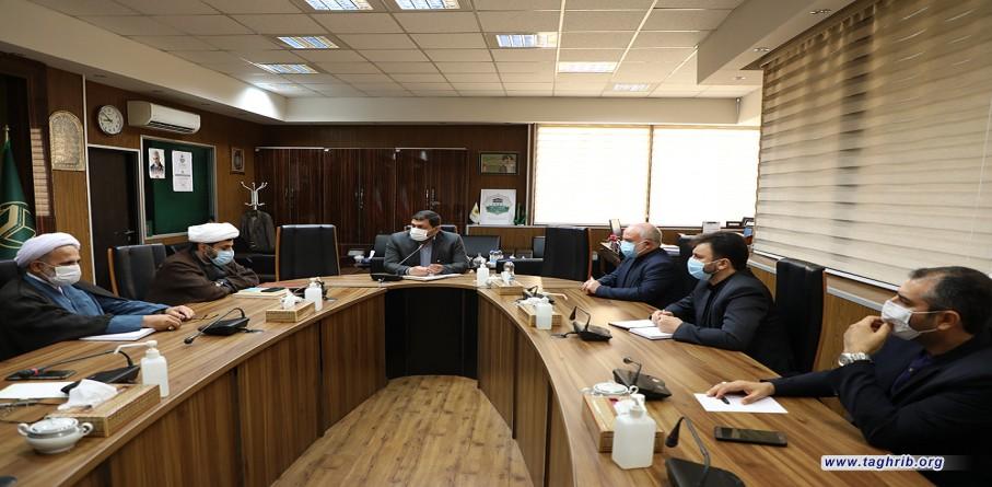هفتمین جلسه ستاد اجرایی سی و پنجمین کنفرانس بین المللی وحدت اسلامی