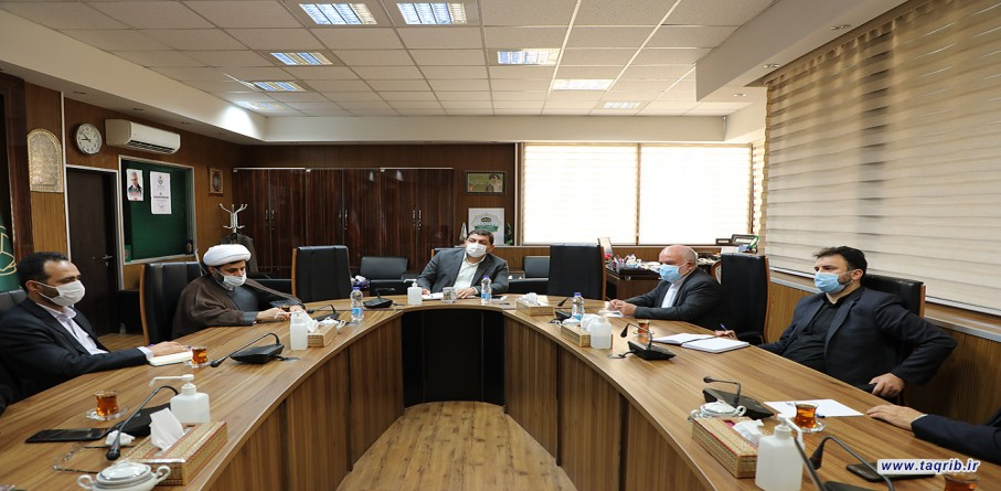 الدكتور شهرياري يشارك في الاجتماع التاسع للجنة المنظمة للمؤتمر الدولي الـ35 للوحدة الإسلامیة