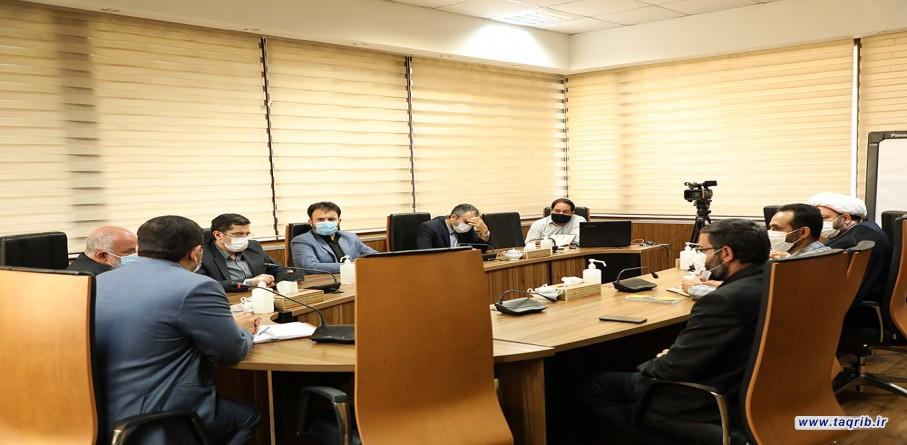 دوازدهمین جلسه ستاد اجرایی سی و پنجمین کنفرانس بین المللی وحدت اسلامی