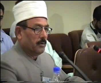 استاد محمد امین عبد الحکیم چمچمانی